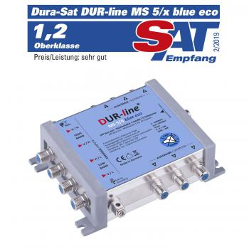 DUR-line MS 5/6 blue eco - Multischalter