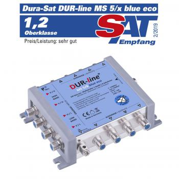 DUR-line MS 5/8 blue eco - Multischalter