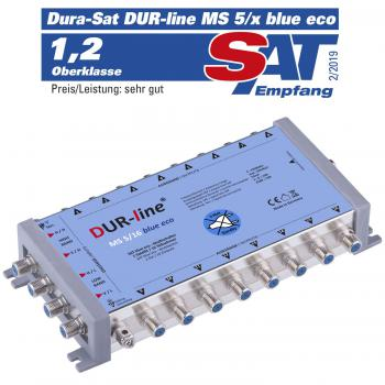 DUR-line MS 5/16 blue eco - Multischalter